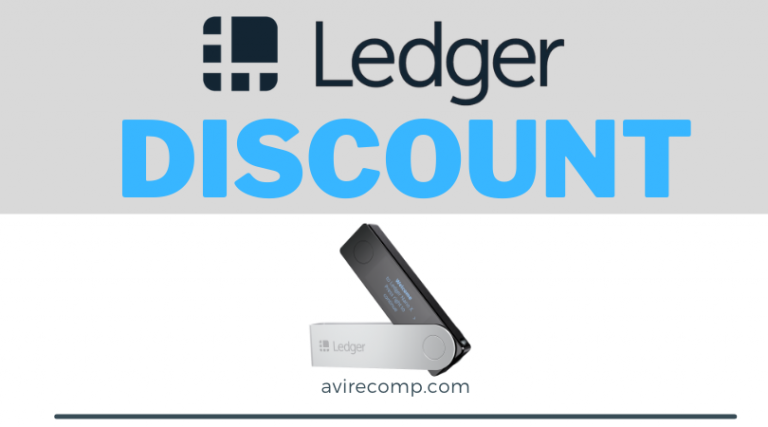 Ledger Discount Code