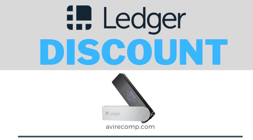 Ledger Discount Code