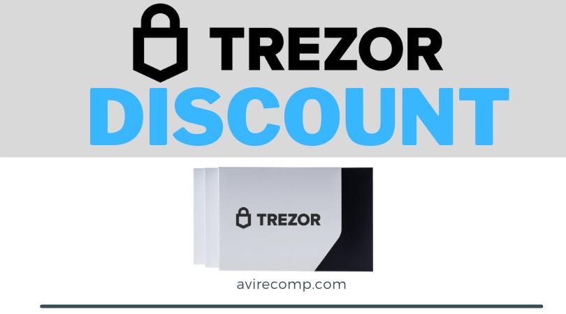 Trezor Discount Code